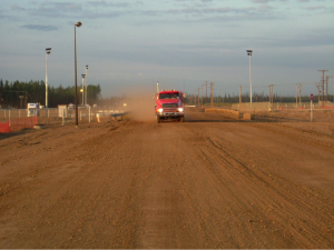 Dusty Roads Need Dust Bond Dust Control