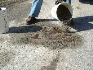 C-23 Pothole Patch & Crack Filler
